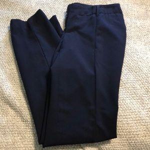 Women's Gap Navy Dress Pants 00P